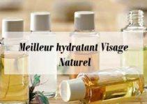 Meilleur hydratant Visage Naturel