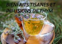 Les bienfaits d'une tisane ou infusion de thym
