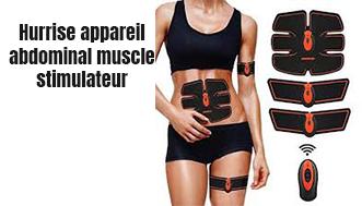 Hurrise appareil abdominal muscle stimulateur