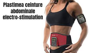 Plastimea ceinture abdominale electrostimulation