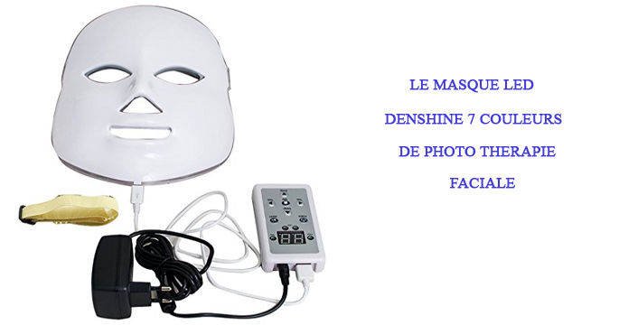 masque led de denshine top 2019