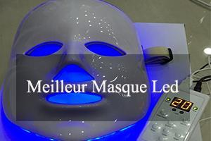 meilleur masque led