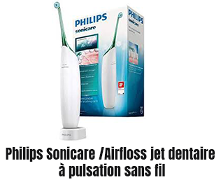 Philips Sonicare hydropulseur