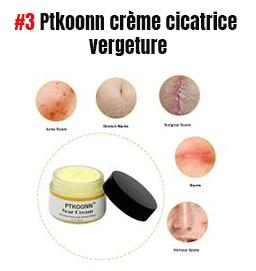 ptkoonn crème cicatrice et vergetures