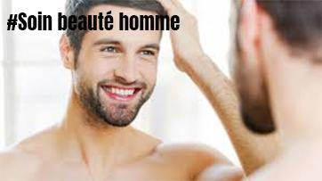 soin beauté homme