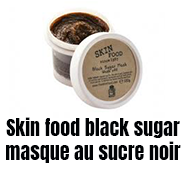 Skin food black sugar masque au sucre noir
