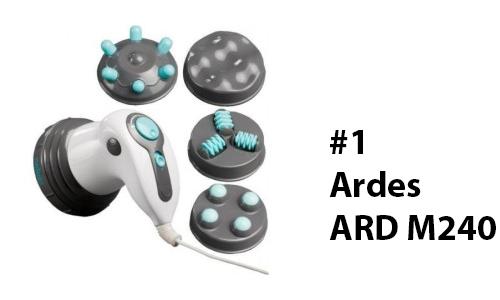 meilleur appareil anti cellulite professionnel Ardes 240