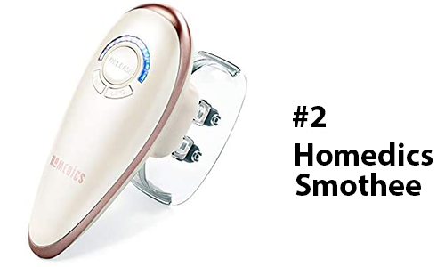 meilleure masseur anti cellulite Homedics Smothee